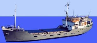 Mini bulk carrier with no cargo gear
