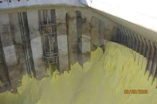 Rust Sheet Metal >> Hazards of carrying sulpher cargo in bulk and countermeasures